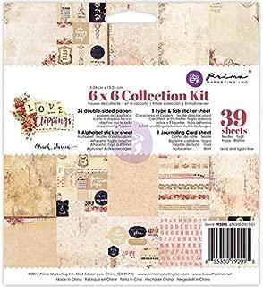 Prima Marketing 992095colección Kit, 6x 15,2cm