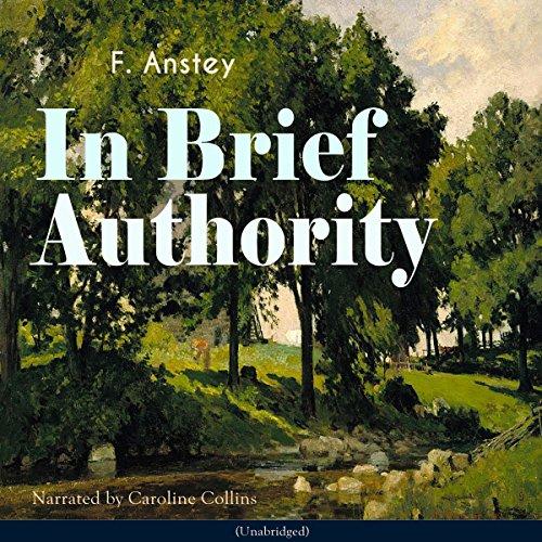 In Brief Authority audiobook cover art