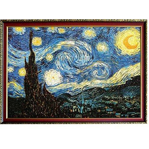 CHengQiSM The Starry Night by Van Gogh Jigsaw...