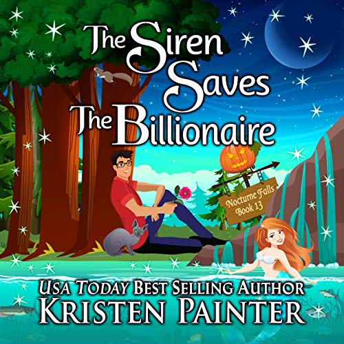 Couverture de The Siren Saves the Billionaire