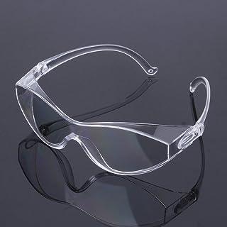 8c3aefaf70 Gafas de seguridad protección de ojos gafas de protección antiviento y anti  polvo antivaho, transparente