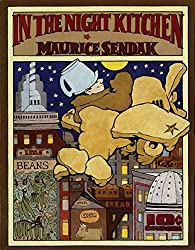 Image: In the Night Kitchen (Caldecott Collection) | Hardcover: 40 pages | by Maurice Sendak (Author, Illustrator). Publisher: HarperCollins; Anniversary edition (January 19, 1996)