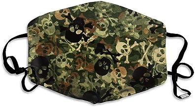 Gtiandewenhuachu Camouflage Skull Cool Patroon 4 a...