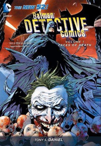 Batman: Detective Comics (2011-2016) Vol. 1: Faces of Death (Batman - Detective Comics) (English Edition)