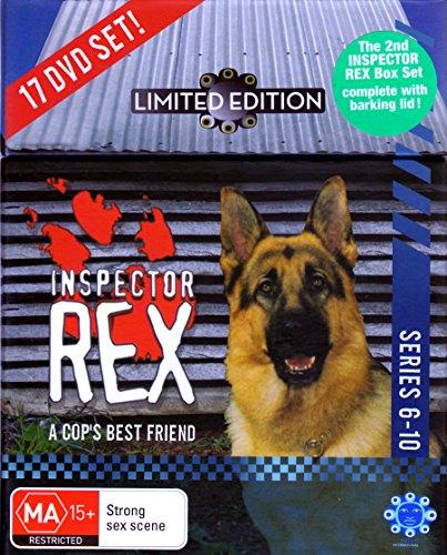 Inspector Rex-Box Set 2 (Series 6-10) [DVD] [Import]