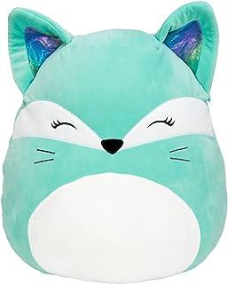 "Squishmallows 16"" Green Arctic Fox RIENNE - Limited Edition Fall 2021"