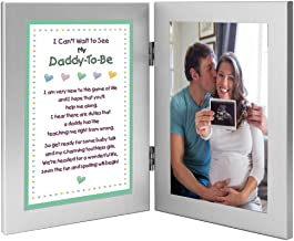 Father to be Gift for New Dad, Add Baby Ultrasound Photo