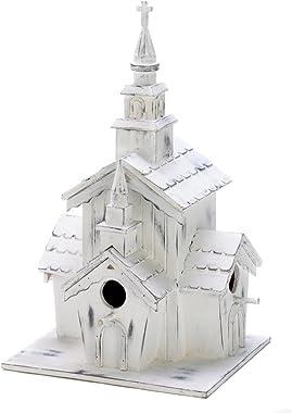 Country Steeple Bird House