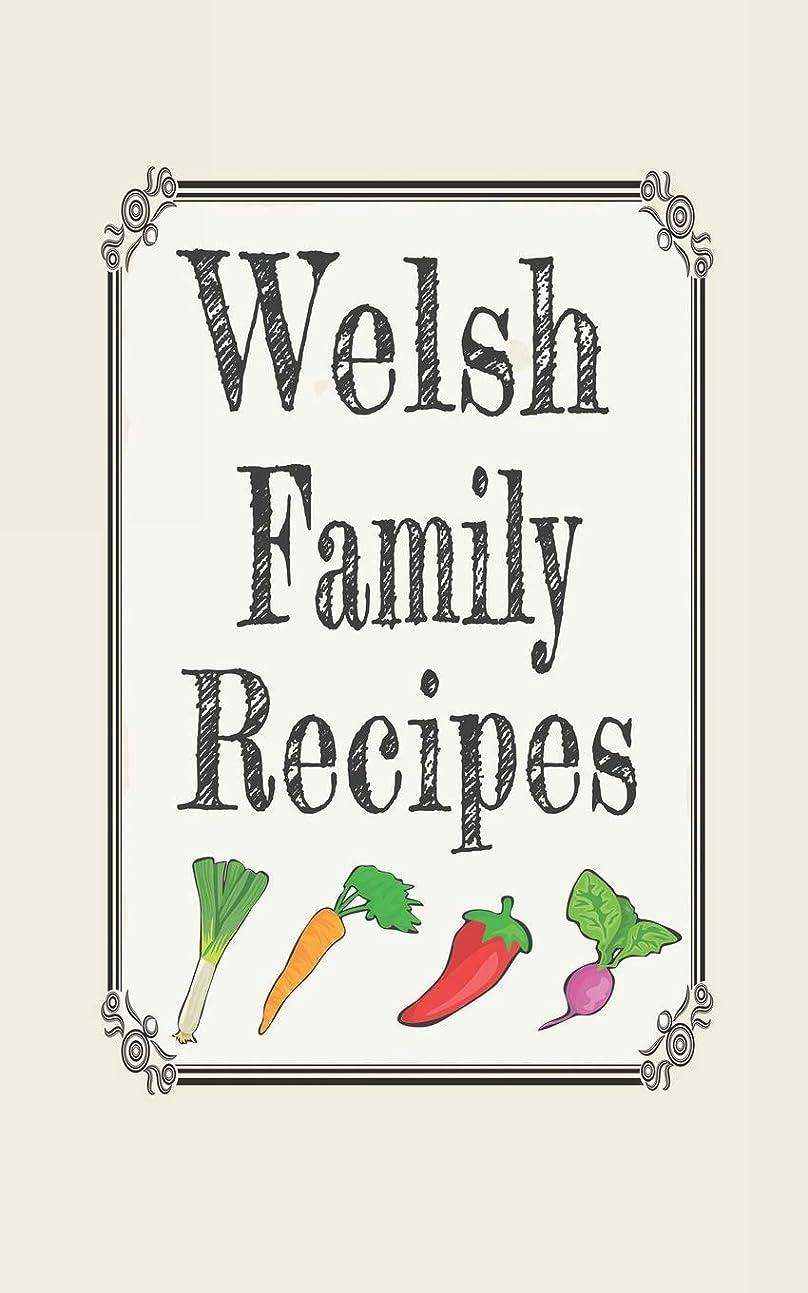 ほかにユニークな無数のWelsh family recipes: Blank cookbooks to write in