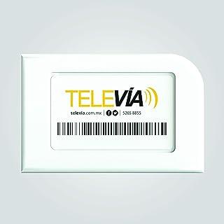 TeleVía TG300 Tag con $150 pesos de saldo incluído