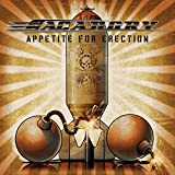 Appetite For Erection (Lp/Cd) -  AC ANGRY, Vinyl