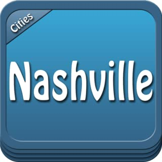 Nashville Offline Map Travel Guide(Kindle Tablet Edition)