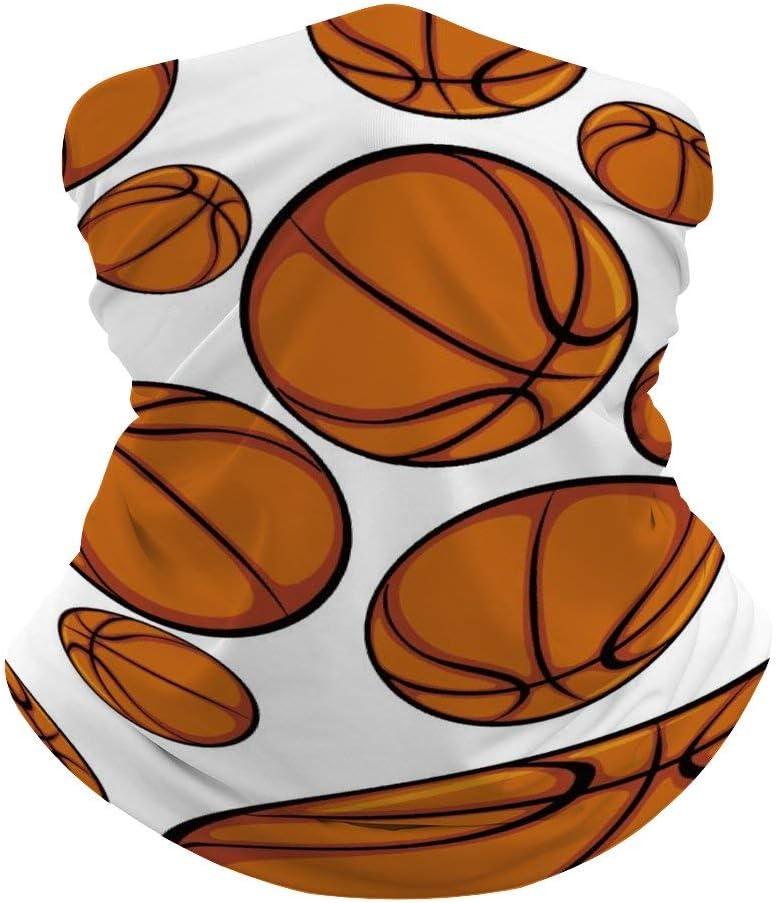TAMENGI - Bandanas de protección media cara, pasamontañas, bufanda, máscara de baloncesto, cuello floral, máscara de cara a prueba de viento