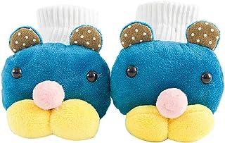 BESTOYARD, Bebé Infantiles Algodón Calcetines niños Calcetines de invierno juguete regalo peluche para muchachas chicos (sello)