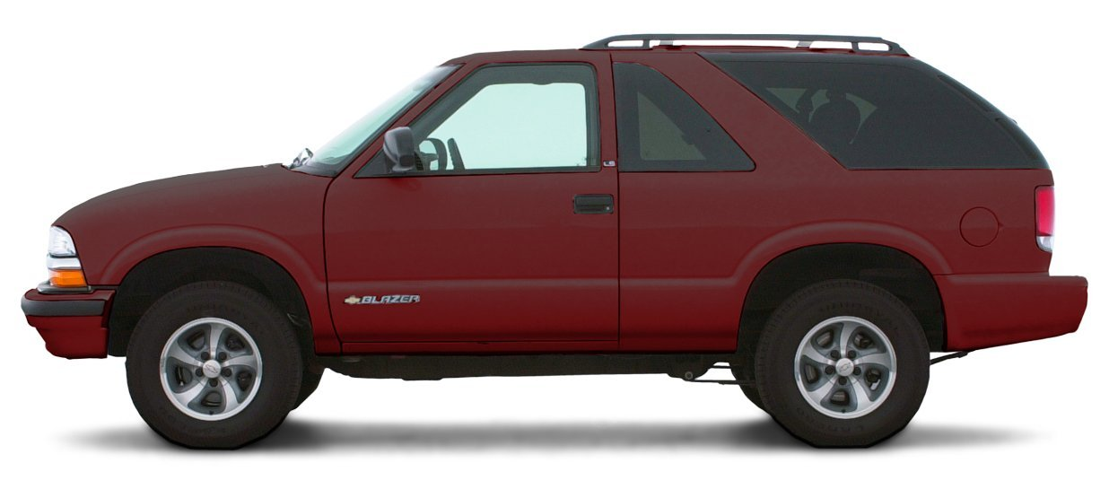 Amazon 2002 Chevrolet Blazer Reviews Images And Specs Vehicles