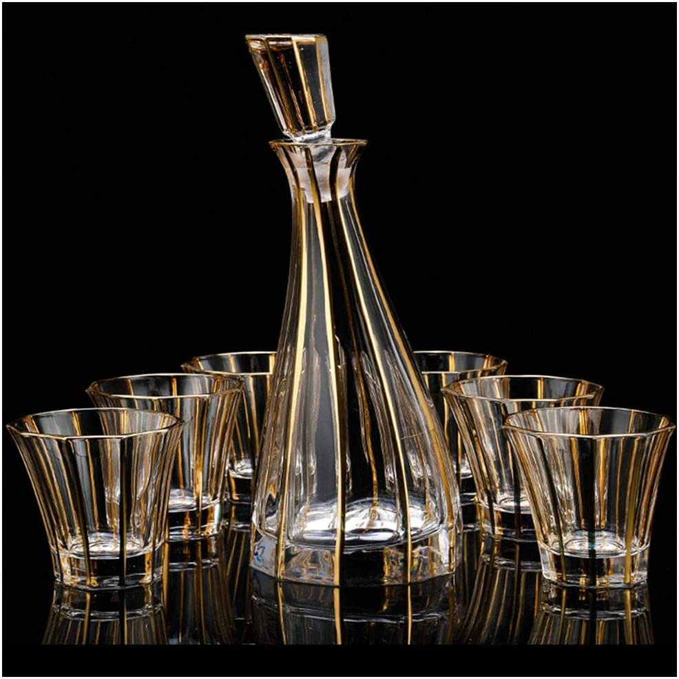 LHHL Whiskey Decanter Philadelphia Mall Set Industry No. 1 Of St Crystal