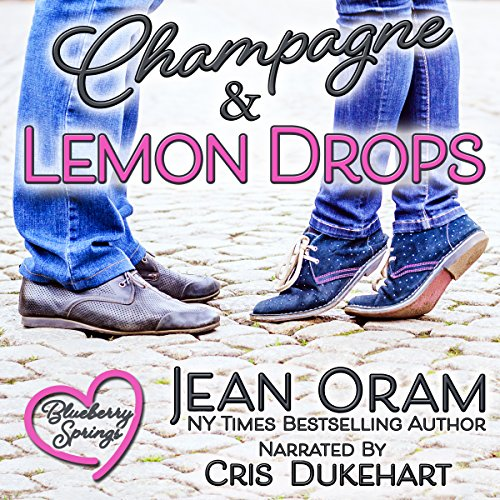 Champagne and Lemon Drops: Blueberry Springs cover art