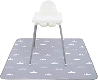 Splat Mat for Under High chair - One the baby 51