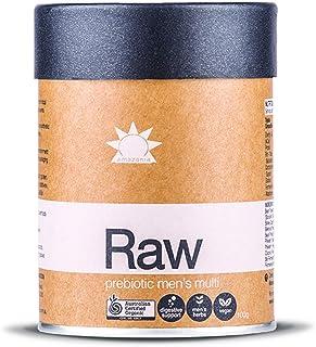 Amazonia Raw Prebiotic Men's Multi, 100 g