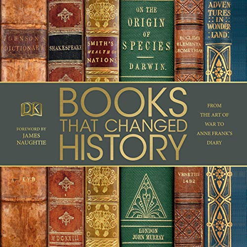 Books That Changed History cover art