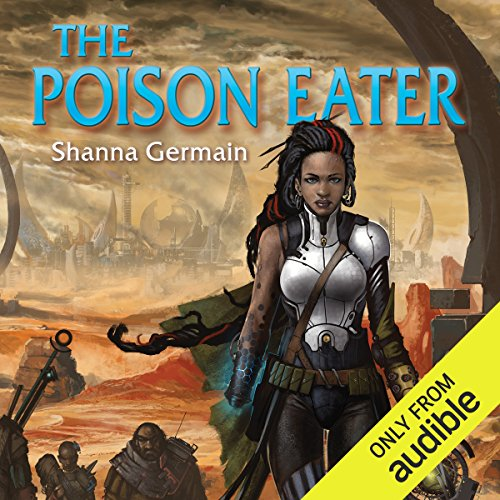 The Poison Eater audiobook cover art