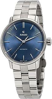 ساعت مچی زنانه Rado Coupole Classic S Blue Dial از جنس استنلس استیل اتوماتیک زنانه R22862203