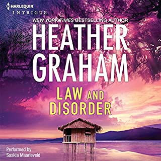 Law and Disorder audiobook cover art