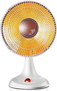 Radiador eléctrico MAHZONG Calentador de 800 vatios, Ahorro de energía, Calor instantáneo, Descarga de energía, Tubo de Cuarzo La luz Oscura no daña el Ojo