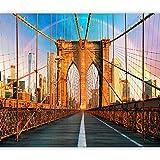 murando Fotomurales Nueva York 450x315 cm XXL Papel...