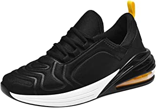 JJLIKER Mens Boys Fashion Athletic Sneakers Comfort Basketball Shoes Outdoor Sport Running Training Gym Shoes