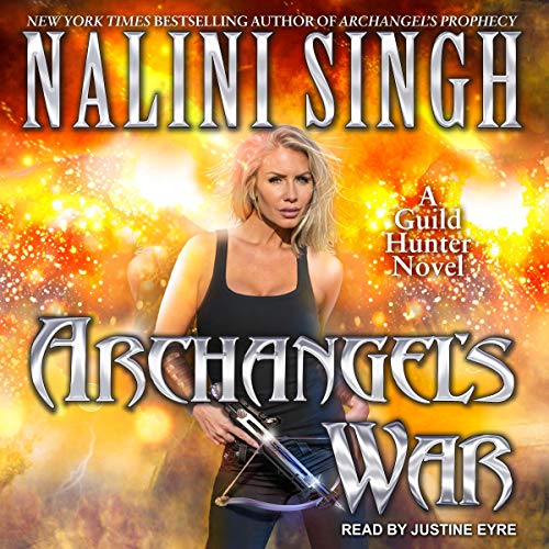 Archangel's War audiobook cover art