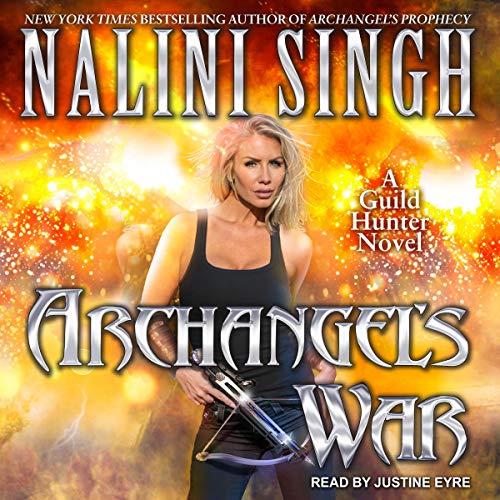 Archangel's War cover art