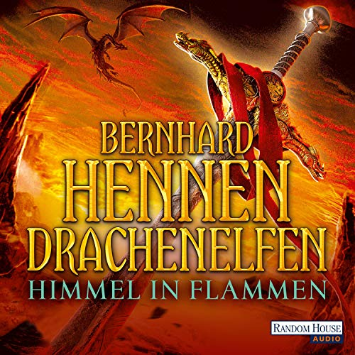 Himmel in Flammen cover art