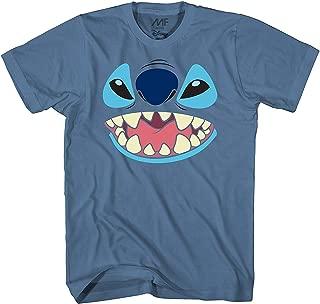 Disney Lilo and Stitch Big Face Costume T-Shirt