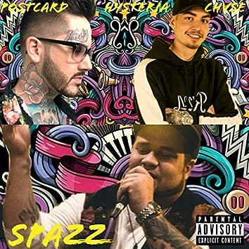Spazz (feat. Chvse & Postcard)