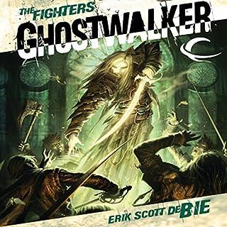 Ghostwalker audiobook cover art