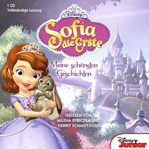 Sofia die Erste: Meine schönsten Geschichten (Hörbücher zu Disney-Filmen und -Serien, Band 18)