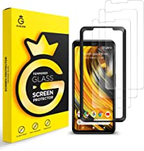 GVIEWIN Designed for Google Pixel 4XL Screen Protector [3 Pack], Protective Tempered Glass Cover Transparency Alignment Frame Easy Installation Anti Scratch Case Friendly Bubble Free, Clear