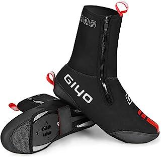GIYO Couvres Chaussures de Cyclisme l'hiver Etanche Vélo Chaussure Couvre étanches Coupe Vent VTT