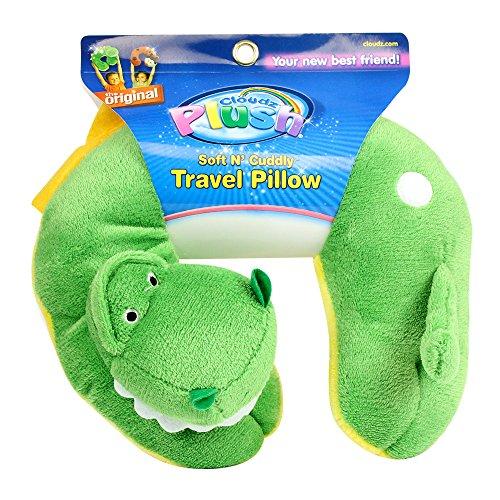 Cloudz Plush Animal Neck Pillows - Dinosaur / Rex