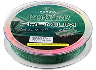 4 Braided Fishing Line (328Yds-1094Yds) (10LB-100LB) SuperPower Strangth Abrasion Resistant Braided Lines Incredible Super...