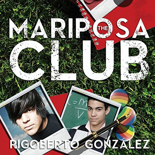 The Mariposa Club audiobook cover art