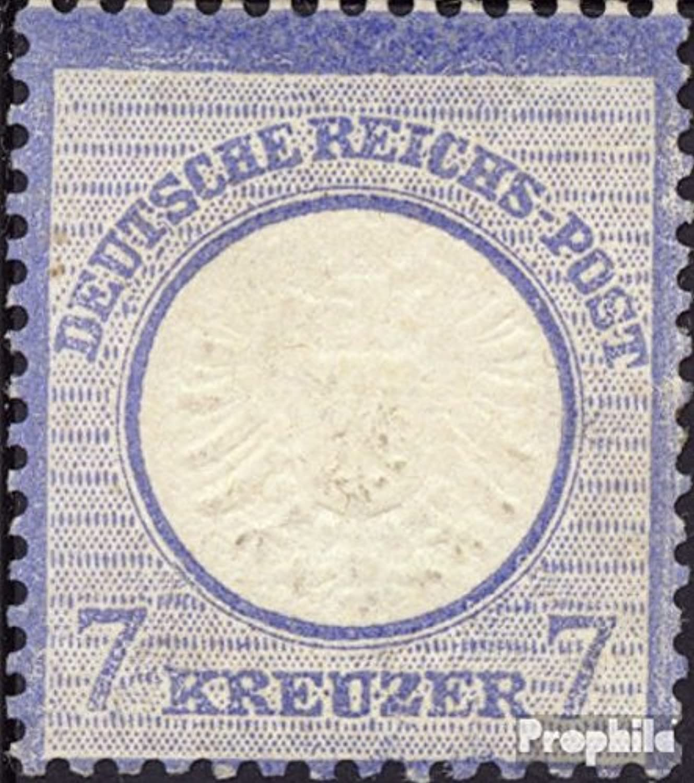 a la venta Prophila Collection alemán Imperio Imperio Imperio 26 examinado 1872 águila con Gran Coraza (Sellos para los coleccionistas)  salida para la venta