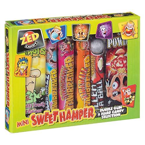 ZED Candy Mini-Geschenkset mit süßer Blase und Süßigkeitenauswahl
