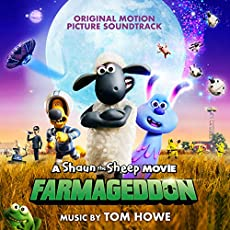 A Shaun The Sheep Movie: Farmageddon - Original Motion Picture Soundtrack
