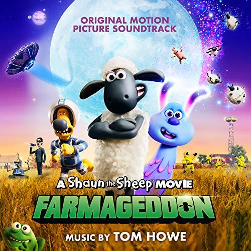 A Shaun the Sheep Movie: Farmageddon (Original Motion Picture Soundtrack)