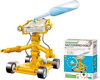 4M Salt Water Powered Robot Kit For Boys