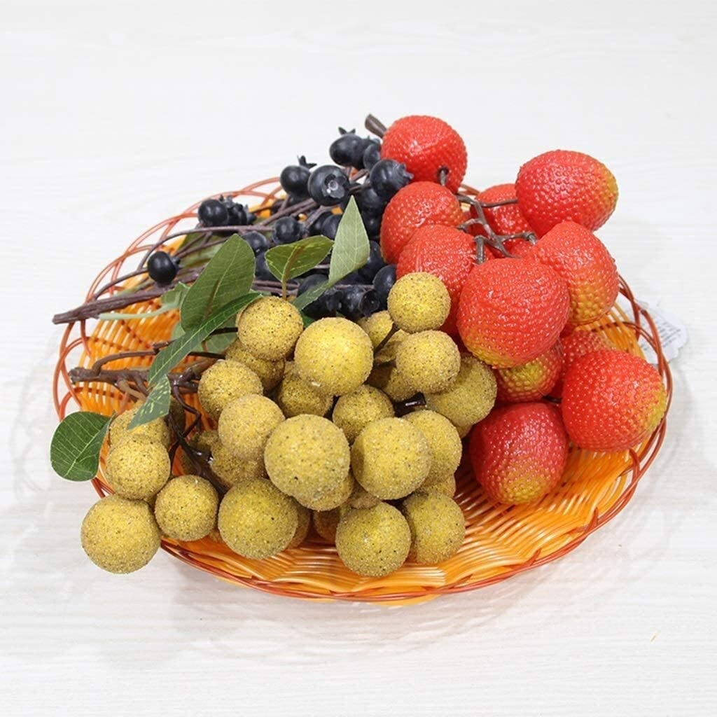 WYKDL Simulation Realistic and Fake Photography Fruit Set Props Super Our shop OFFers the best service sale period limited