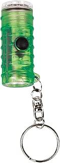 Life Gear Glow LED Flashlight Key Chain, Green