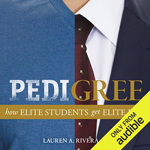 Pedigree audiobook cover art